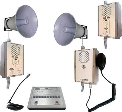 Переговорные устройства. Устройства громкой связи